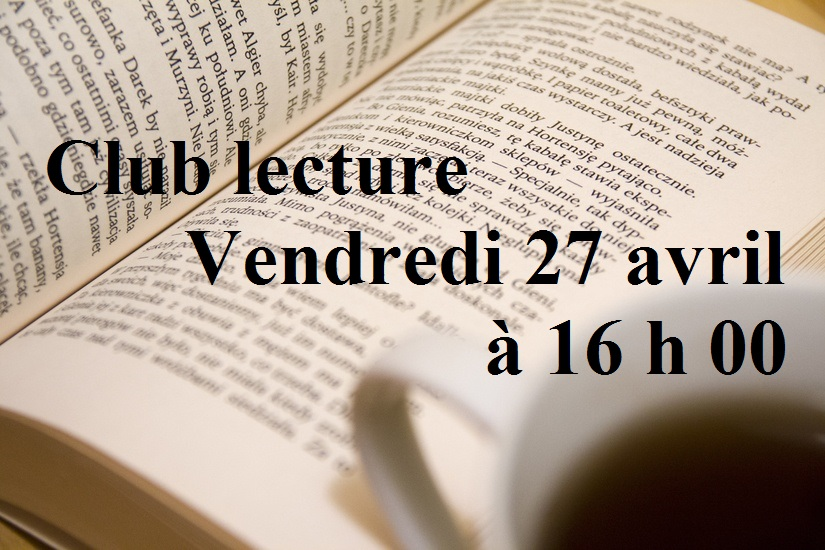 club lecture avril 3