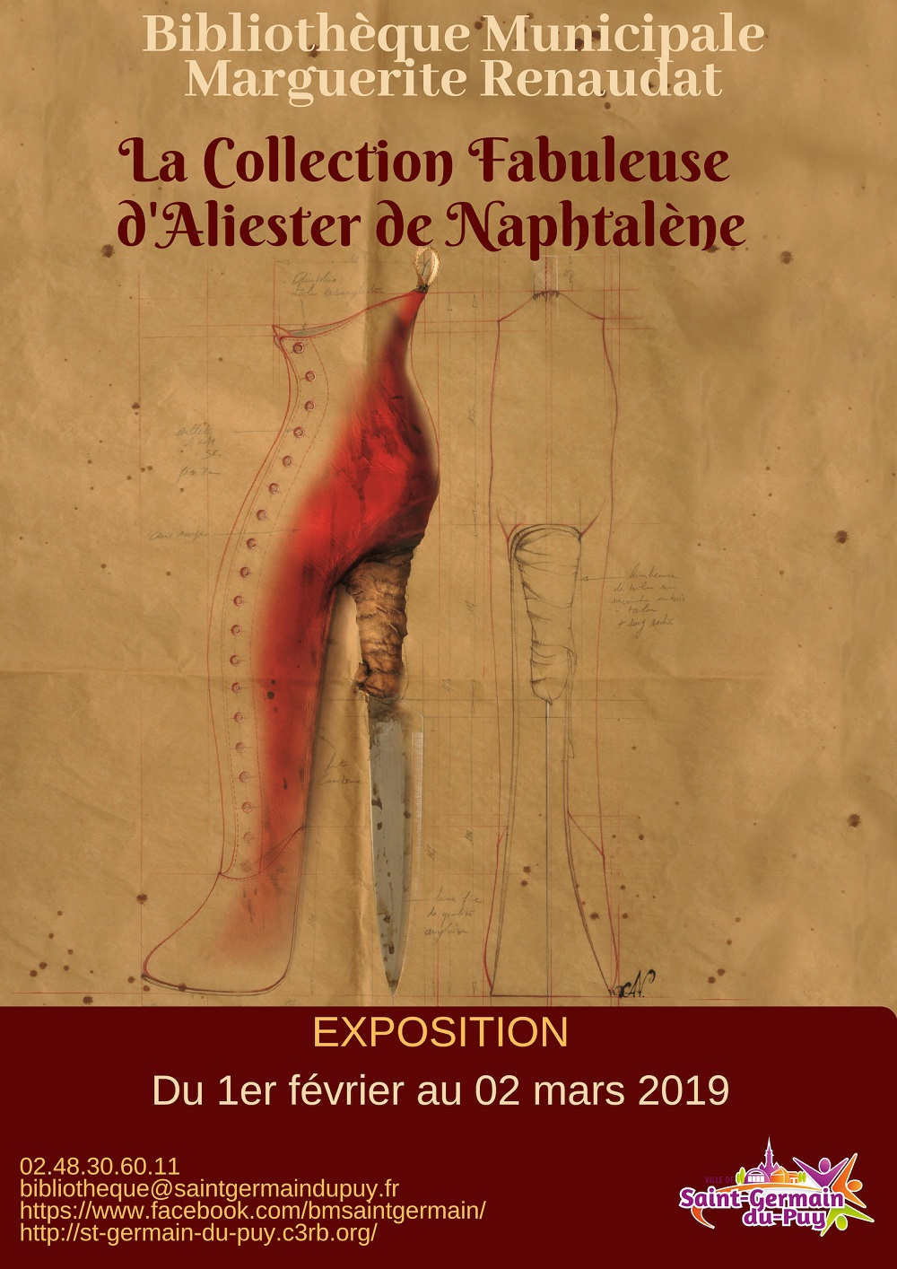 la collection fabuleuse d aliester de naphtalene portail
